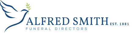 Alfred Smith Funeral Services logo